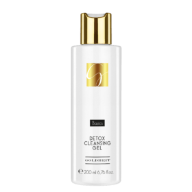 Goldheit DETOX CLEANSING GEL. Cleansers and exfoliators
