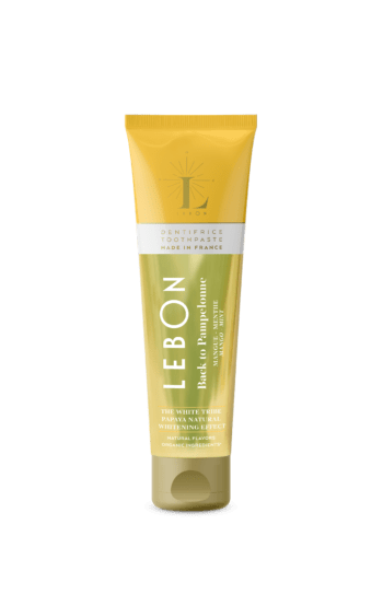 LEBON Lebon Back to Pampelonne toothpaste. Oral care