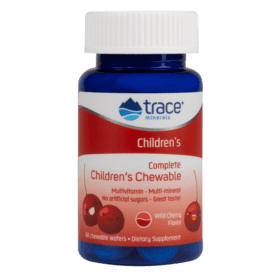 Trace Minerals Complete Children's Chewable. Infants