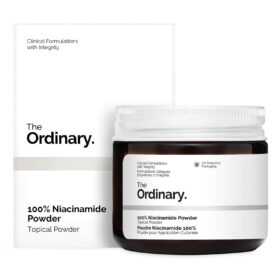 The Ordinary 100% Niacinamide Powder. Acids