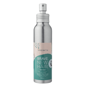 Brave New Hair GROWTH STIMULATING SPRAY. Special hair care