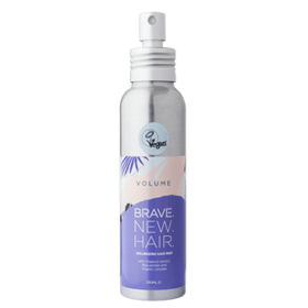Brave New Hair VOLUME SPRAY WITH THERMAL PROTECTION. Special hair care