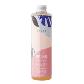 Brave New Hair SHAMPOO TO PRESERVE COLOR AND SHINE. Shampoos