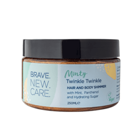 Brave New Hair MINTY TWINKLE TWINKLE. Creams and lotions