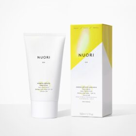 Nuori MINERAL DEFENCE FACE & BODY SPF 30. Face sunscreen